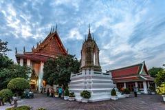 Wat Pho temple, Bangkok, Thailand Royalty Free Stock Images