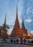 Wat Pho temple, Bangkok, Thailand Stock Photo