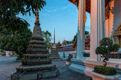 Wat Pho temple, Bangkok, Thailand Stock Photography
