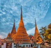 Wat Pho temple, Bangkok, Thailand Royalty Free Stock Photo