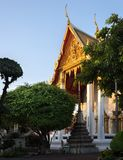 Temple in Bangkok Royalty Free Stock Photography
