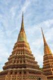Wat Pho Temple Details Royaltyfri Fotografi