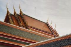 Wat Pho Temple Details Stock Image