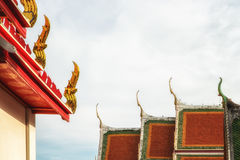 Wat Pho Temple Details Royalty Free Stock Photos