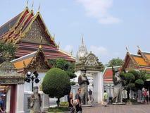 Wat Pho Temple 06 Royalty Free Stock Photo