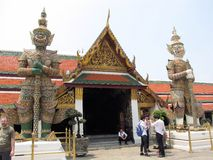 Wat Pho Temple 07 Royalty Free Stock Image