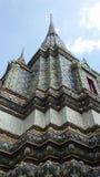 Wat Pho Temple Interior in Bangkok, Thailand Stockfoto