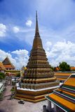 Wat Pho temple, Thailand Stock Photo