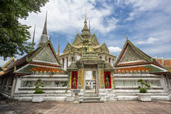 Wat Pho, Temple in Thailand Stock Photo