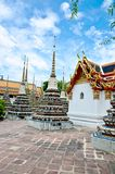 Wat Pho temple, Thailand Stock Image