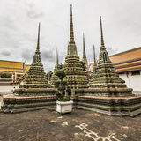 Wat Pho Temple at Thialand Stock Photos