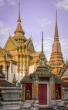 Wat-pho: thailändisches temple_4 Stockbild