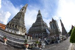 Wat Pho in Thailand Stock Photography