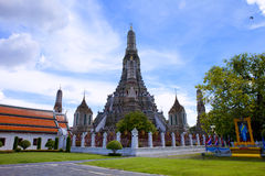 Wat Pho in Thailand. Wat Pho, the oldest historical sites in Thailand and that Thailand's tourism Stock Photo