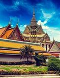 Wat Pho, Thailand Fotografering för Bildbyråer