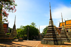 Wat pho1 Photo stock