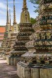 Wat Photo em Banguecoque, Tailândia Fotografia de Stock