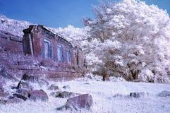 Wat Phou, Champasak, Laos Stock Photo