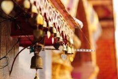 Wat Phra土井素贴,清迈,泰国 免版税库存图片