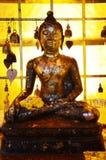 wat phra的菩萨在帕府泰国的那cho Hae 免版税库存图片