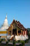 Wat Phra辛哈 免版税图库摄影