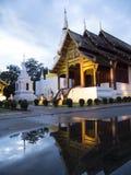 Wat Phra辛哈Woramahaviharn 免版税库存照片