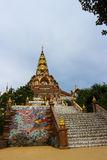 Wat Phra那个Pha儿子Kaew 库存照片