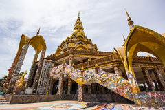 Wat Phra那个Pha儿子Kaew 免版税库存图片