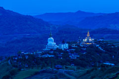 Wat Phra那个Pha儿子Kaew 库存图片