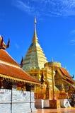 Wat Phra那土井素贴 库存图片
