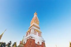 Wat Phra που ναός Panom, Ταϊλάνδη Στοκ Φωτογραφία