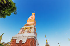 Wat Phra που ναός Panom, Ταϊλάνδη Στοκ εικόνα με δικαίωμα ελεύθερης χρήσης