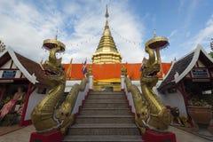 Wat Phra που Doi Kham, Chiang Mai, Ταϊλάνδη Στοκ φωτογραφία με δικαίωμα ελεύθερης χρήσης