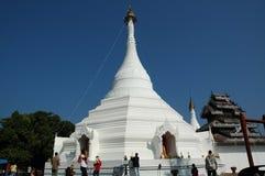 Wat Phra που Doi Kong MU, γιος της Mae Hong στοκ εικόνα