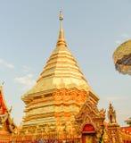 Wat Phra που Doi Suthep σε Chiang Mai Ταϊλάνδη Στοκ φωτογραφία με δικαίωμα ελεύθερης χρήσης