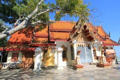 Wat Phra που Doi Suthep σε Chiang Mai Στοκ εικόνες με δικαίωμα ελεύθερης χρήσης