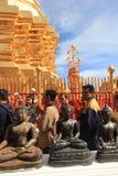 Wat Phra που Doi Suthep σε Chiang Mai Στοκ φωτογραφίες με δικαίωμα ελεύθερης χρήσης