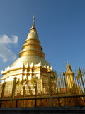 Wat Phra που Hariphunchai Στοκ Φωτογραφίες