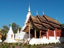Wat Phra Σινγκ Woramahaviharn Στοκ εικόνες με δικαίωμα ελεύθερης χρήσης