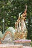 Wat Phra которое Doi Suthep в Чиангмае, Таиланде Стоковое Фото