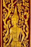 Wat Phra которое Nong Bua, к северо-востоку от Таиланда Стоковая Фотография RF