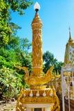 Wat Phra которое Nong Bua, к северо-востоку от Таиланда Стоковое Фото