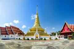 Wat Phra поет Waramahavihan Стоковые Фото
