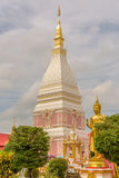 Wat Phra тот висок Renu Nakhon Стоковые Изображения RF