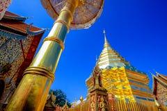 Wat Phra то Doi Suthep Ratchwarawihan Стоковое Изображение RF