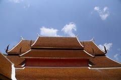Wat Phra что Doi Suthep туристическая достопримечательность Чиангмая Стоковые Изображения RF