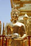 Wat Phra что Doi Suthep туристическая достопримечательность Чиангмая Стоковое Фото