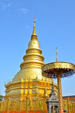 Wat Phra That Royalty Free Stock Image