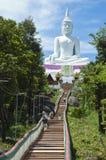 Wat Phra Bat Phu Pan Kham, Khon Kaen, Thailand royalty-vrije stock afbeeldingen