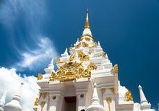 Wat Phra Borommathat Chaiya Stock Images